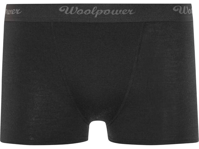 Woolpower Lite Boxer Herr black